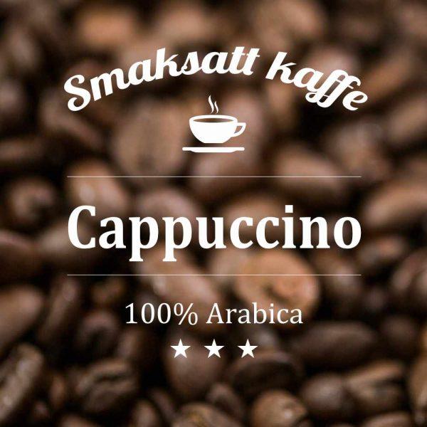 Cappuccino - smaksatt kaffe