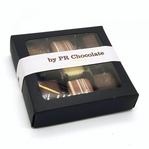 Chokladask med chokladpraliner 95 g