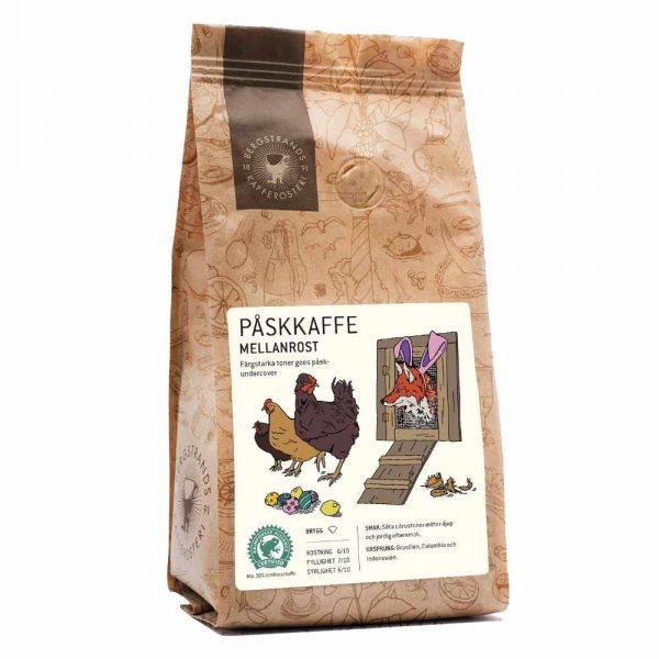 Påskkaffe - kaffe 250 g bryggmalet