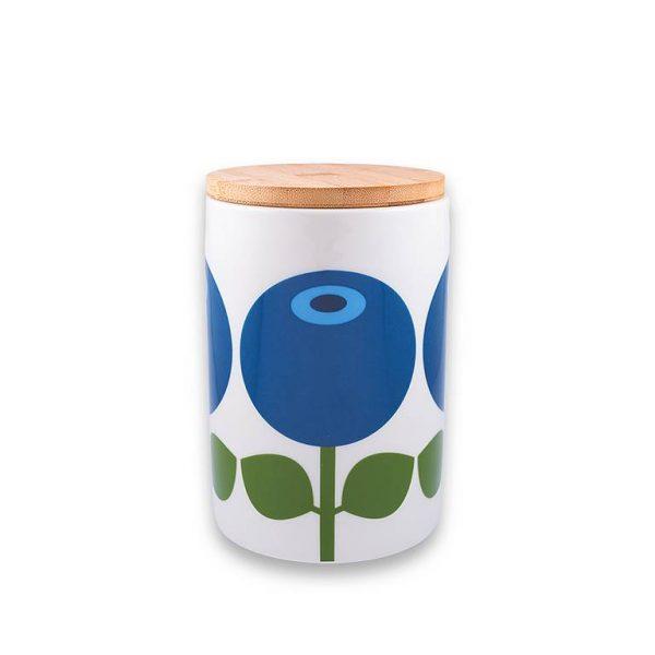FLORYD burk med trälock Blåbär 1,5 L