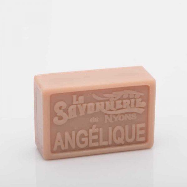 Angélique (orientalisk), La Savonnerie de Nyons - Fransk tvål 100g