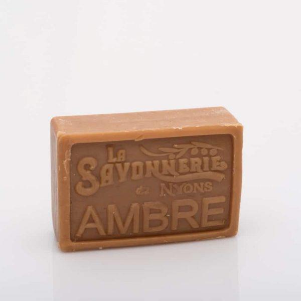 Ambre (bärnsten), La Savonnerie de Nyons - Fransk tvål 100g