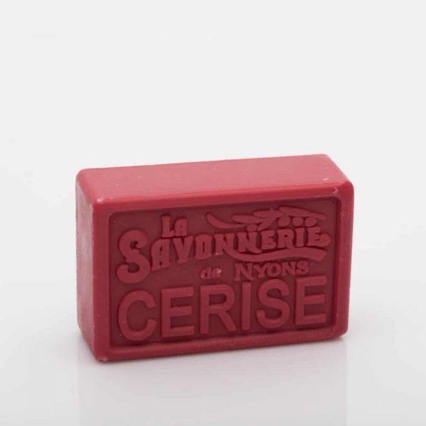 Cerise (körsbär), La Savonnerie de Nyons - Fransk tvål 100g