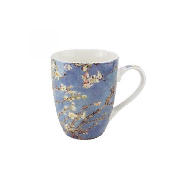 Porslinsmugg, Van Gogh Mandelblom, 310 ml