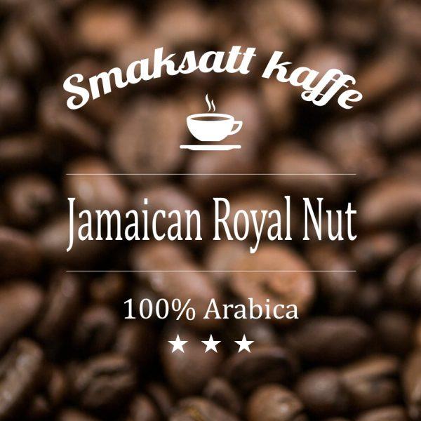 Jamaican Royal Nut - smaksatt kaffe