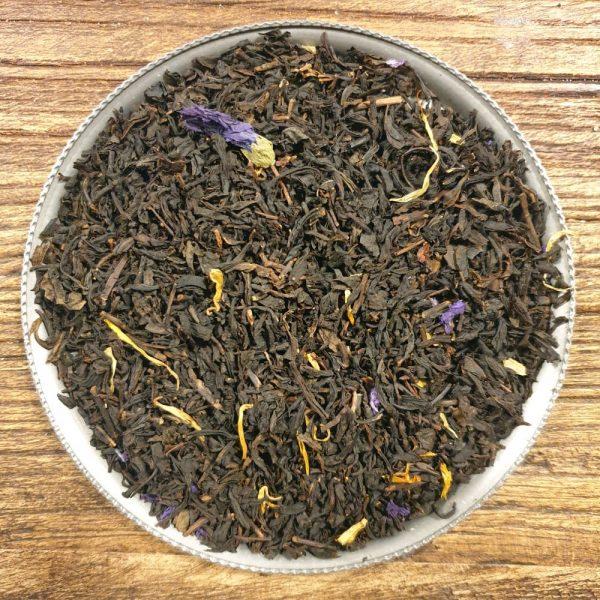 Blåbär och lingon - svart te