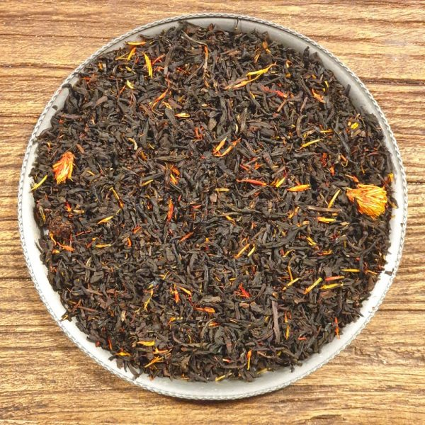 Lussebulle Eko - svart te